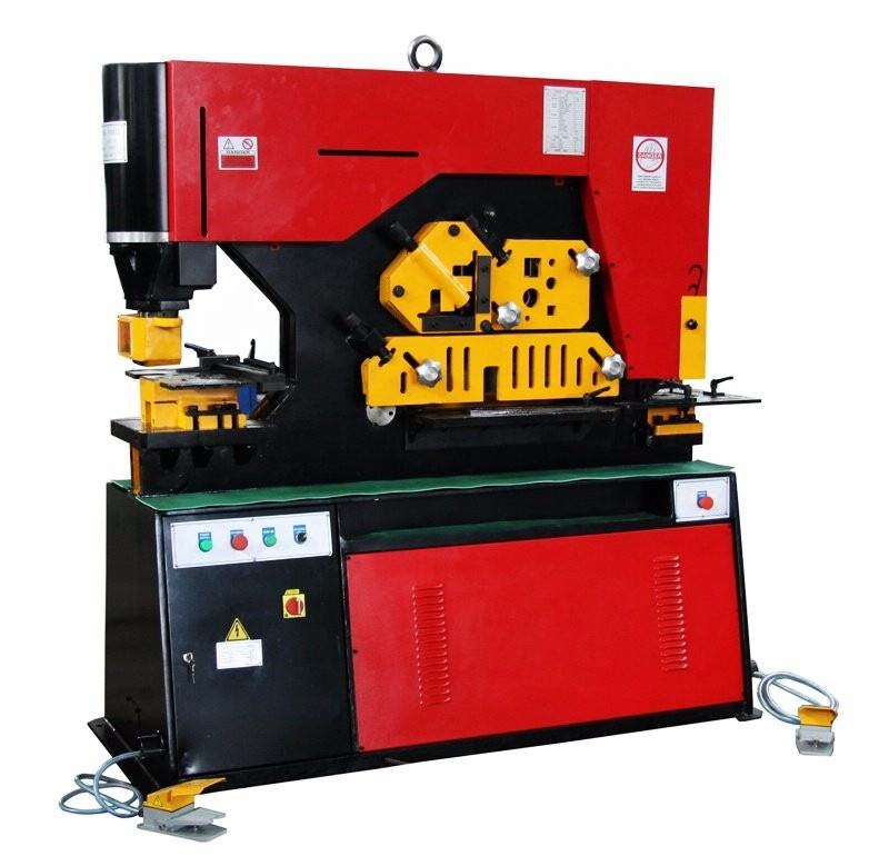 Q35Y Hydraulic shearing and punching machine iron worker