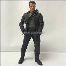 Collectible terminator 5 character Hollywood star Arnold Schwarzenegger action figure supplier