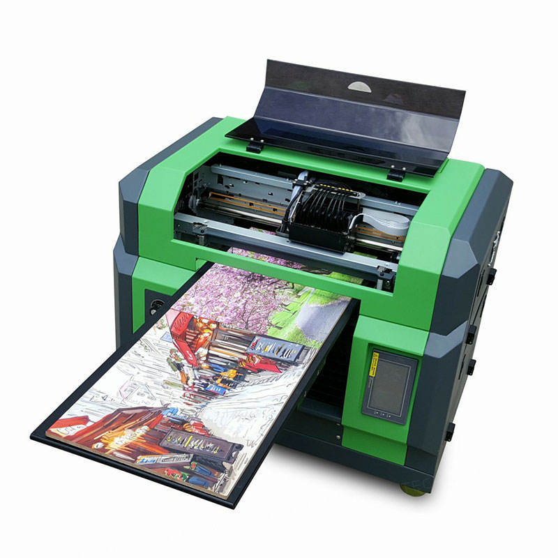 Murphy-Jet uv drukmachine digitale kaars printer