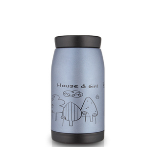 factory 500 ml stainless steel thermos refill vacuum flask