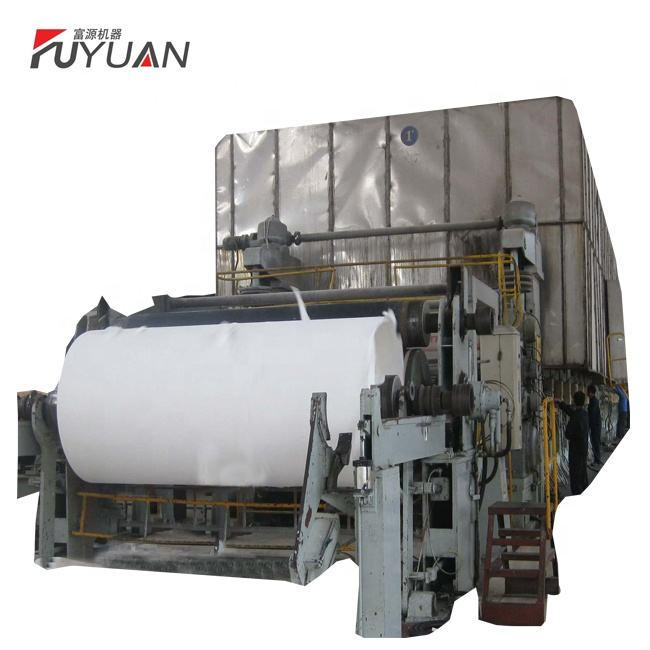 1575/1880 jumbo roll raw material for toilet paper tissue paper making machine price