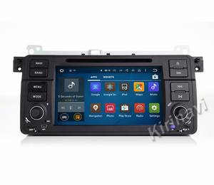 Kirinavi 2 WC-BW7019 Android 5.1 som do carro din para bmw e46 1998-2015 android mp3/mp4 player wifi 3g playstore