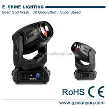 280w beam spot wash 3in1 moving head light Robe robin pointe