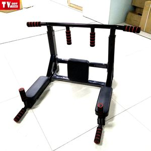 Barra Fija De Ejercicio Berat Badan Latihan Pintu Latihan PULL UP Bar Horizontal Dinding Chin Up Bar
