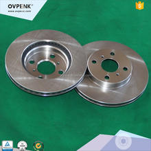 Front brake disc for Toyota PROBOX / SUCCEED (_NCP5_) 2002