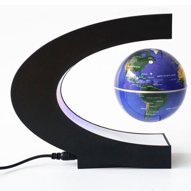 Home Electronic Magnetic Ball Magnetic Levitation Floating Globe