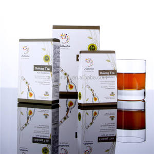 Wholesale Fujian Black Oolong Tea brand instant weight loss oolong tea