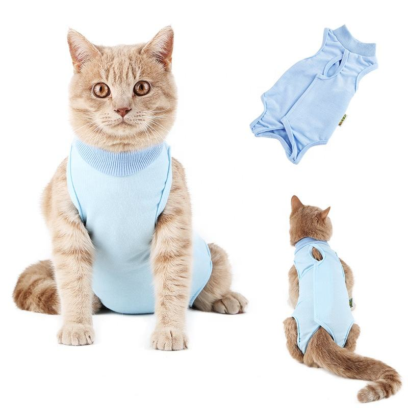 New design spring summer cotton cat apparel jumpsuits
