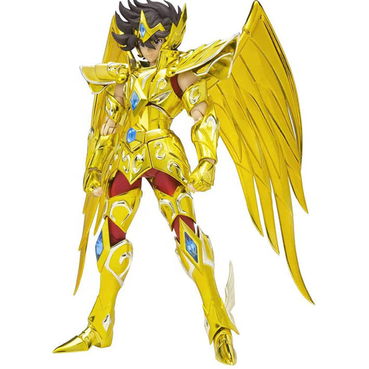 CUSTOM handmade collecation CRAFT ราศีธนู Aiolos Saint Seiya Action FIGURE
