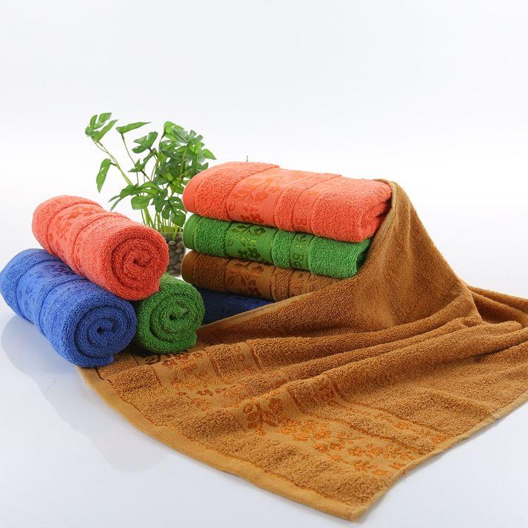 Gros dundee serviettes de bain 50X100, musique serviettes de bain prix chine