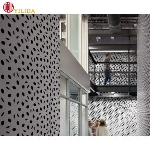 High Quality Decorative Perforated Metal Sheet