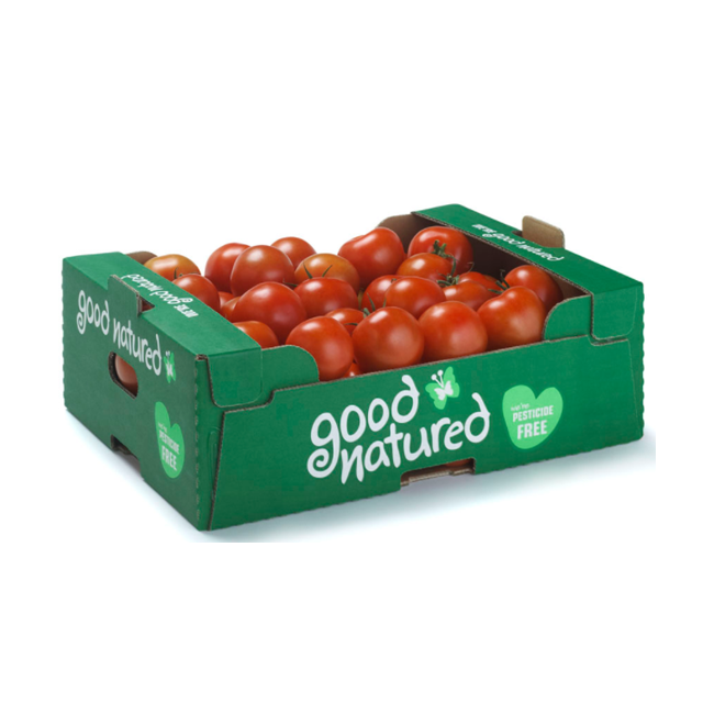 Custom Vegetable Fruit Tomato Packing Corrugated Carton Box