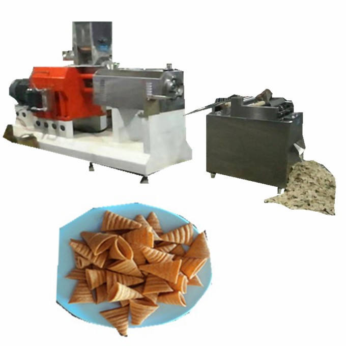 Jinan eagle potato chips plantain chips bugles corn chips production line
