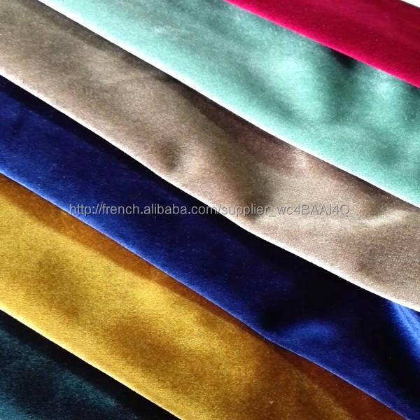 <span class=keywords><strong>100</strong></span> <span class=keywords><strong>Polyester</strong></span> Micro <span class=keywords><strong>Velboa</strong></span> Super <span class=keywords><strong>doux</strong></span> tissu / or brillant mouchetée velours pour canapé et décoration tissu