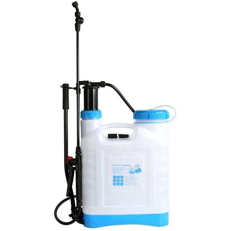 16L agricultural high pressure water spray machine fertilizer fogger sprayer