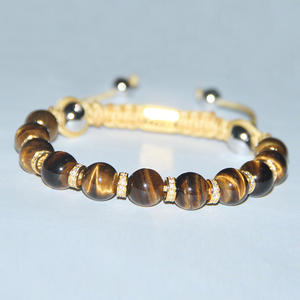 Missjewelry wholesale konov jewelry men's tiger eye bracelets stone bracelet