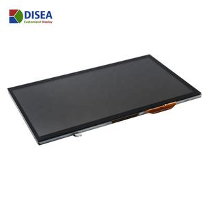 10.1 inch customized 1024 RGB  x600 tft lcd display  RGB24BIT 50PIN10.1 inch tft lcd module Capacitive touch module