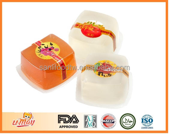 All Food Products Confectinery Snack Assorted Mini Cup Fruit Konjac Jelly New Food Products On The Market