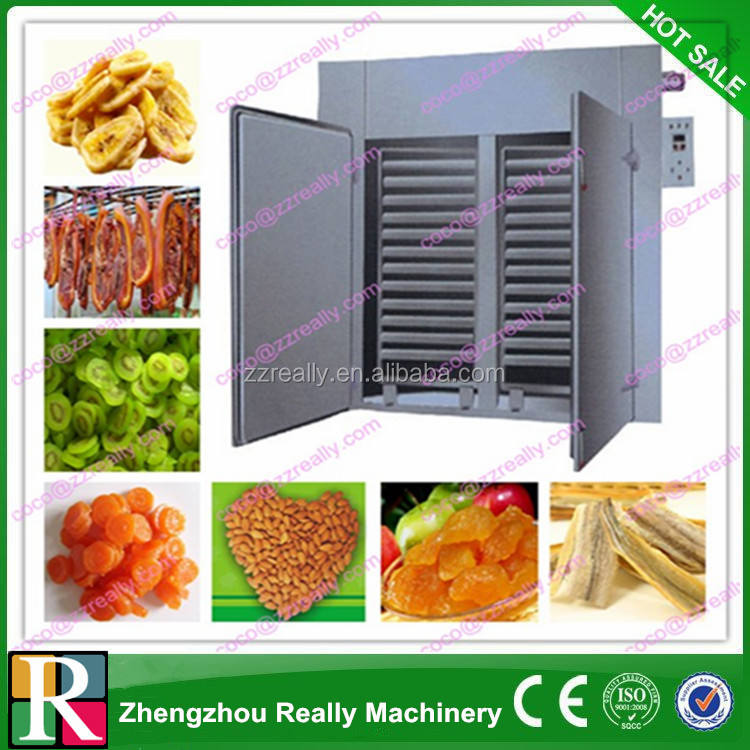 Commercial Industrial 304 SS Fruit Dryer/Drying Fruit Machine For Mango,Apple,Banana,Kiwi,Lucuma
