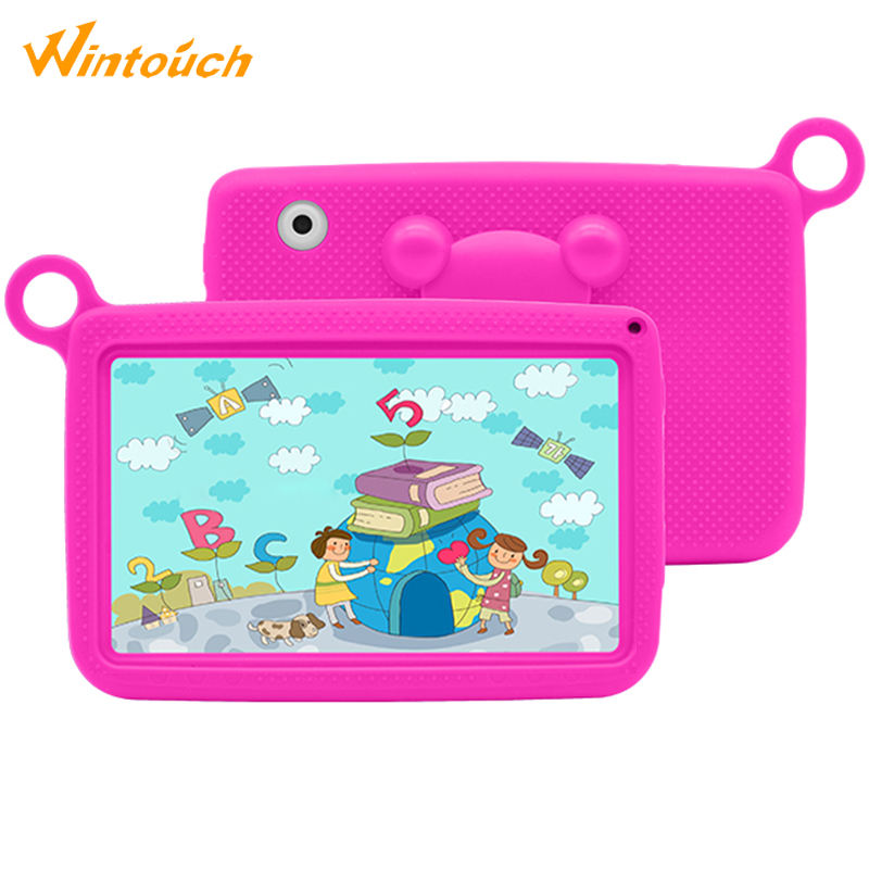Wintouch K72 Alle <span class=keywords><strong>Gewinner</strong></span> A33 quad core 7 zoll android 4.4 kinder tablet pc