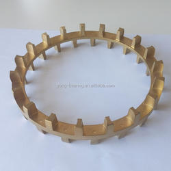 Different size brass cage molds for spherical roller bearing