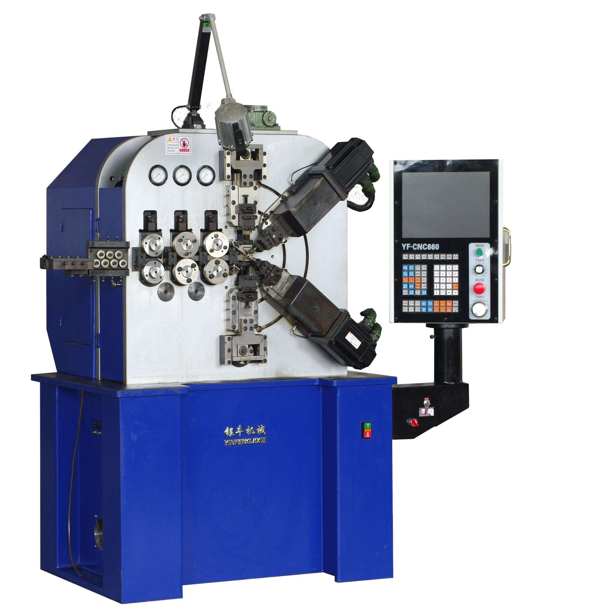 YF brand CNC-8635 not used coil winding machine
