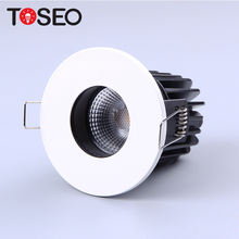 Dimmable Fire Rated Anti Glare Recessed Ip65 Water Proof Led Cob Down Light
