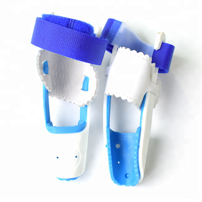 Medical High Quality Toe Separators Hallux Valgus Protector Straightener for Foot Care