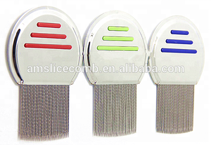 Children baby Head treatment Stainless steel hot sale Lice Comb