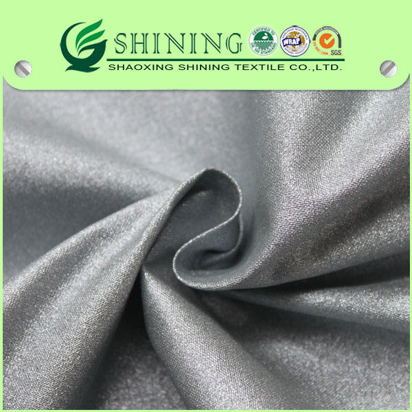 Fabric 30*30/68*68 silver coated home textiles