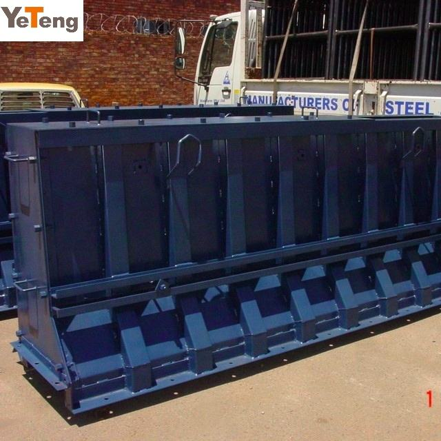 road safety barrier mould ,polyethylene rotational moulding road barrier product