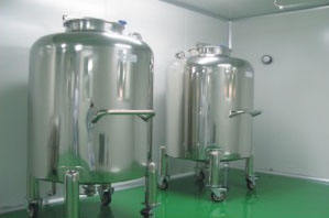 China High Quality Chemical Perfume/Alcohol/Floral Water/Liquid Storing Cans Movable Sealed Storage Tank