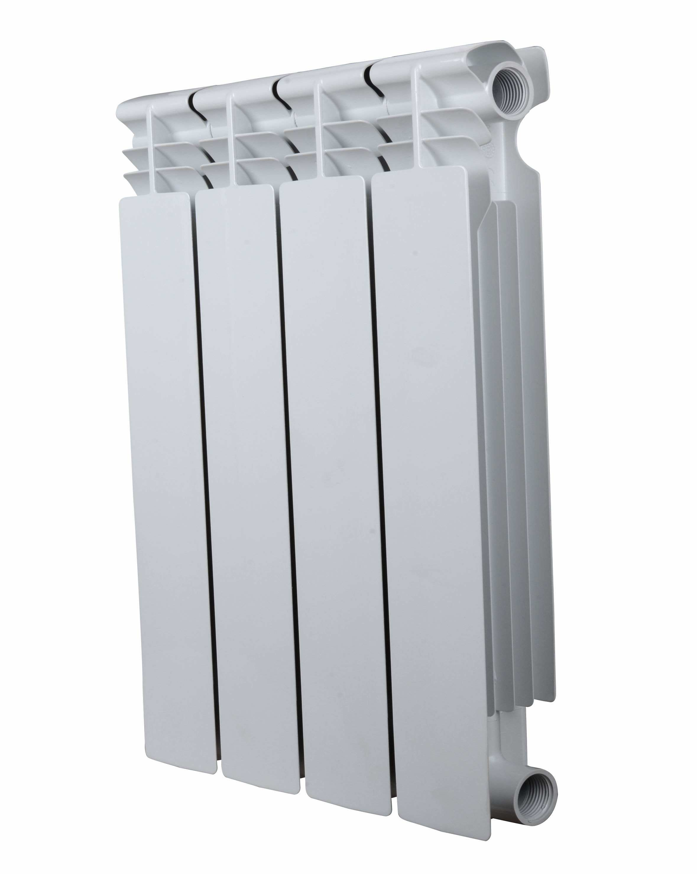 China bimetal radiators for central heating