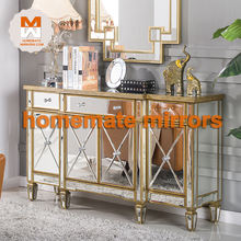Cheap Price Modern Hall Mirrored Chest Sideboard