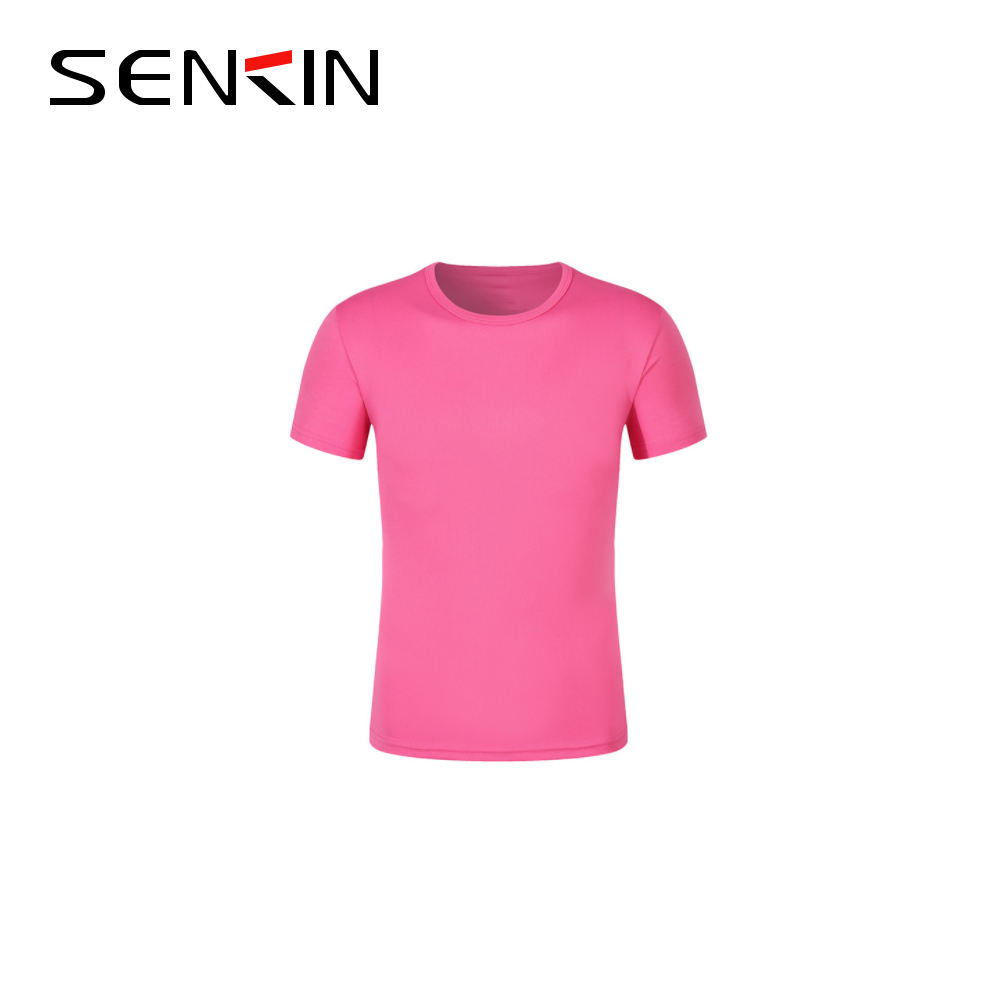 Short Sleeve Sublimation Wholesale Fair Trade Blank T shirts