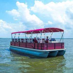 33ft 10.3 meter Aluminum passenger water bus boat for tourism