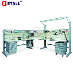 Detall - ESD lab work bench for electronics works of lab fun