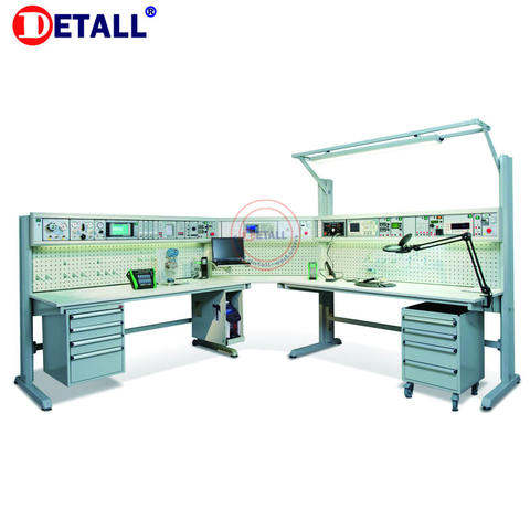 Detall - ESD lab work bench for electronics works of lab funiture whole sale in Pakistan