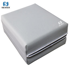 Wholesale eco-friendly soft safety thick foldable portable custom design memory foam garden kneeling pad
