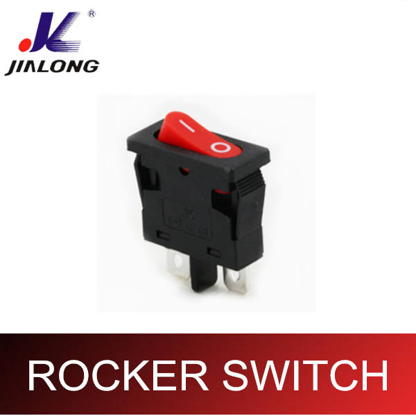 DaierTek Round Rocker Switch Shell 3 Pin with Blue LED Rocker Toggle Switch SPST ON Off 20A 12VDC for Car Truck