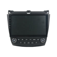 Android 7.1 quad core car dvd with gps for Honda for Accord 7th generation