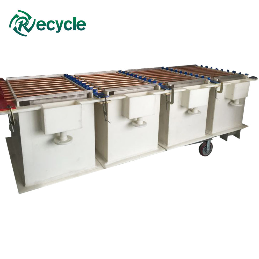 Copper Cathode Stripping Machine, Cathode Off Machine
