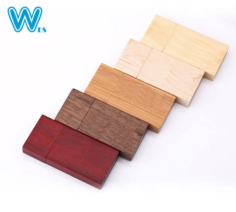 Massal Kayu USB Flash Drive Terukir Cetak Kayu USB Flash Disk 8 GB Bambu 3.0 Memory Stick USB