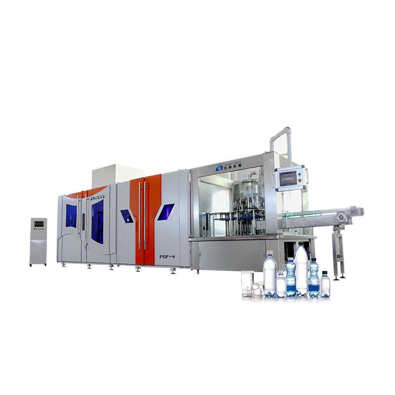 mineral water filling production machine 6000-26000BPH 250-2000ML automatic bottle beverage good price