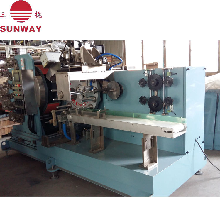 4 Color Laminated Tube Offset Printing Machine