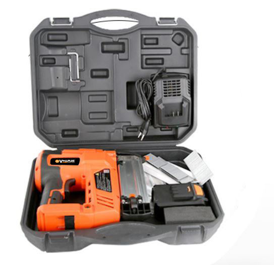 Vollplus VPCD2162 18V Li-ion battery Air strike design Cordless Nailer & Stapler 2 in1
