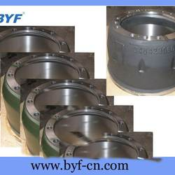heavy duty truck trailer brake drum