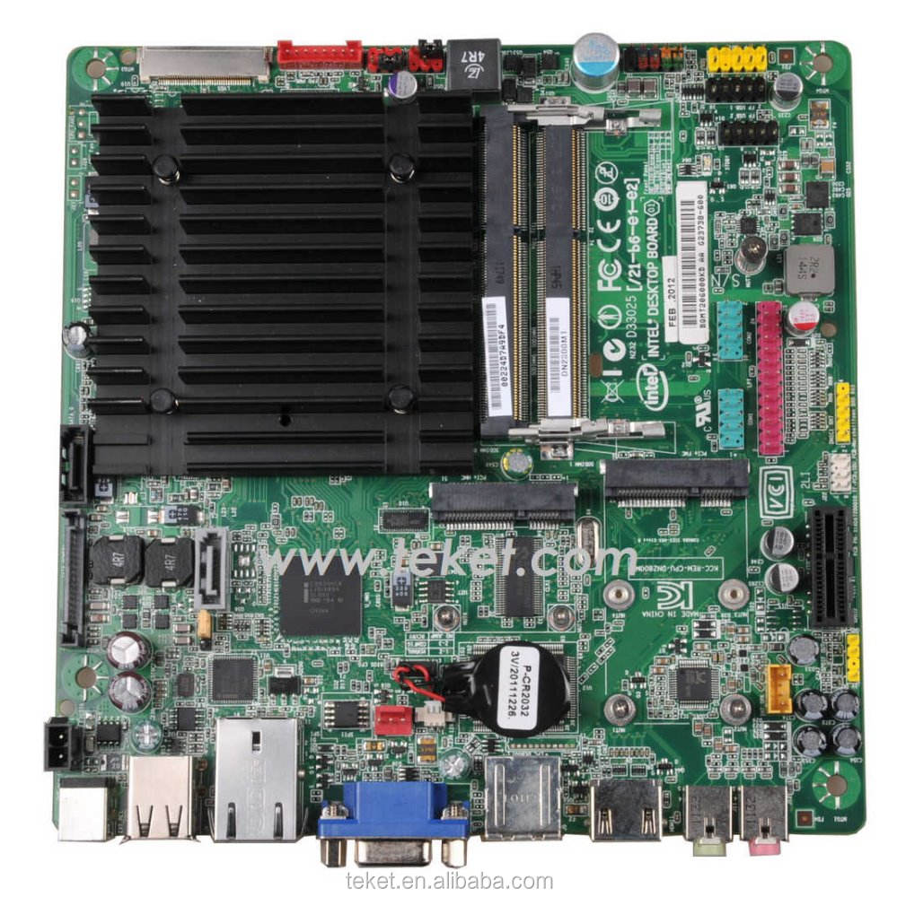 Mini- itx board_motherboard_mainboard dn2800mt w/thin client/mini pc componenti- 2gb ram ddr3 8gb SSD mSATA all-in-one e sottile
