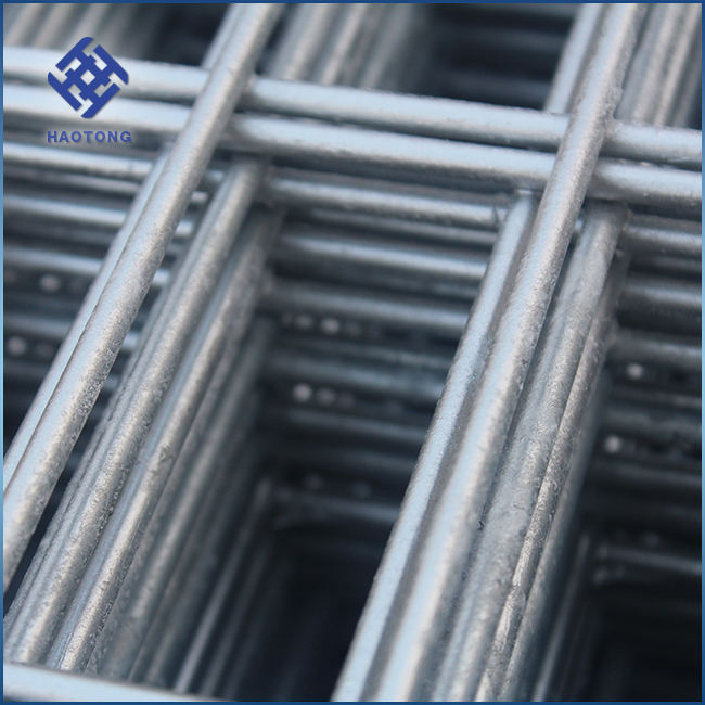 Manufacturer low price 10x10 galvanized welded wire mesh panels