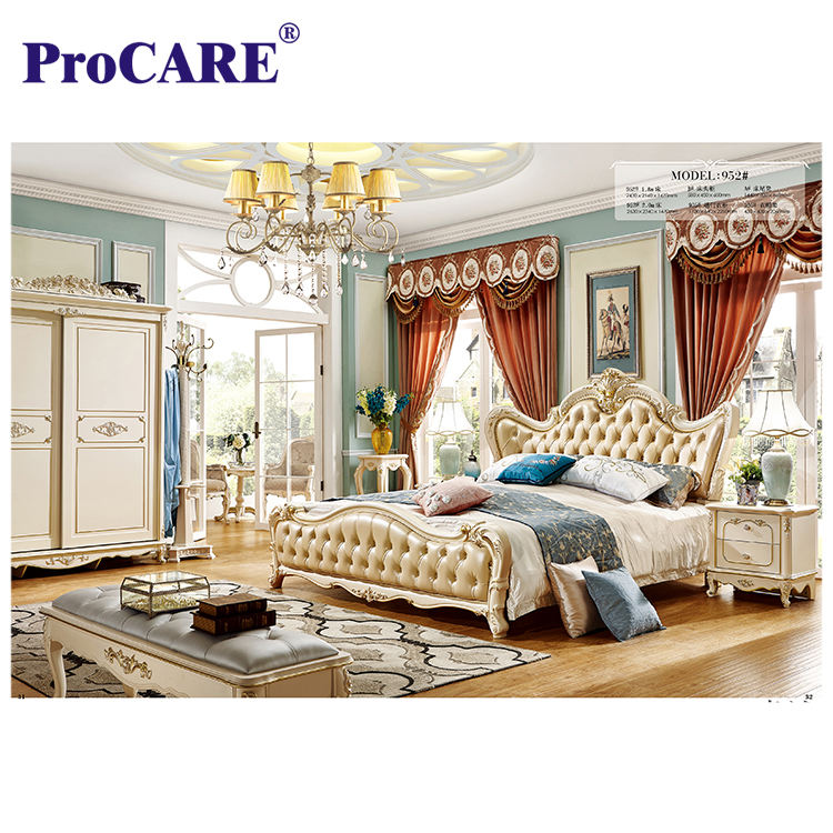 Malaysia new design Bedroom Furniture sets with cheap price